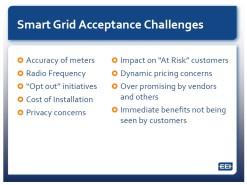 EEI Slide on Customer Acceptance