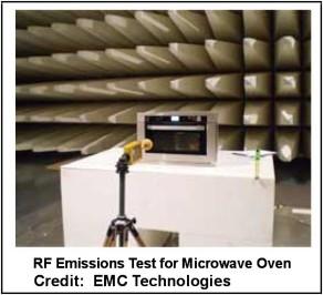 EMC Microwave Test