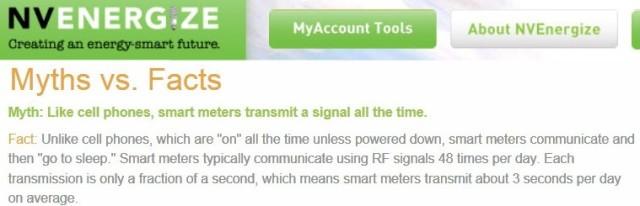 NV Energy Transmits