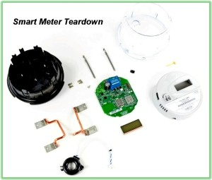 Smart Meter Disassembled