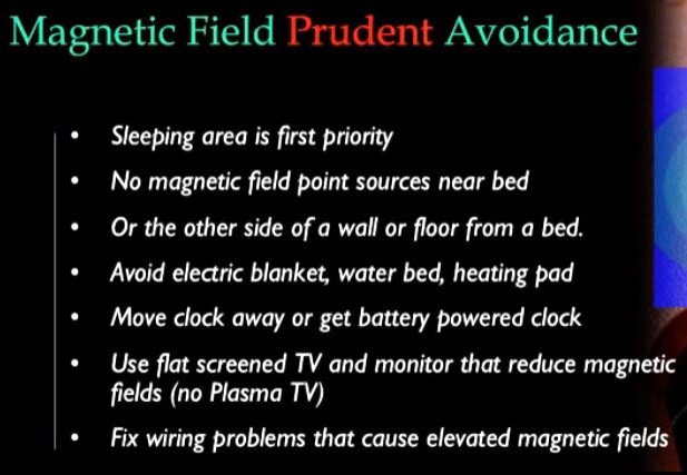 Gust_Avoidance of Magnetic Fields