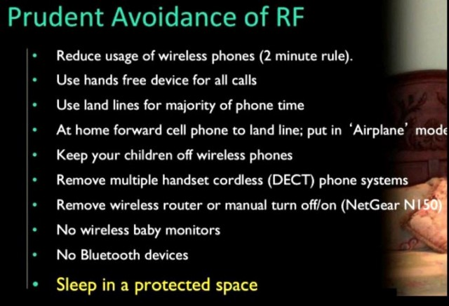 Gust_Prudent RF Avoidance