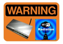 WiFi Clipart Warning