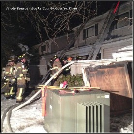 PA Updated Smart Meter Fire Photo A