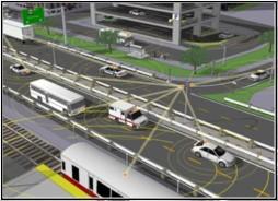 Traffic Control V2V