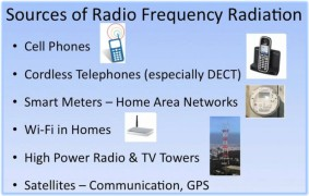 Sources of RF Radiation