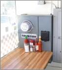 Meter in Cafe