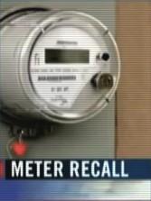 Smart Meter Recall