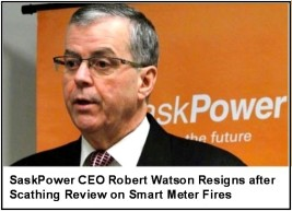 SaskPower CEO Resigns