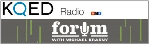 KQED Radio and the Forum