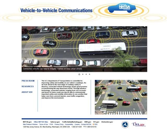 Saved Image of Web Page for safecar.gov
