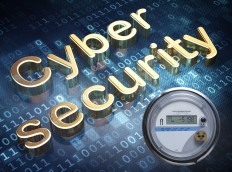 Cyber Security Clipart with Smarrt Meter