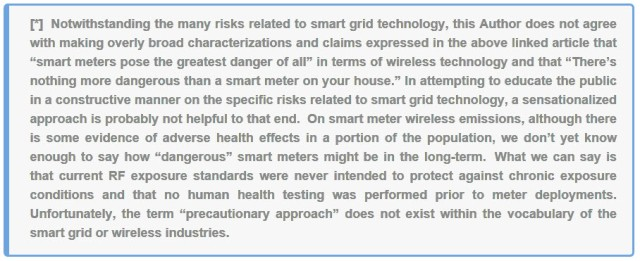 Smart Meter OK Article Footnote