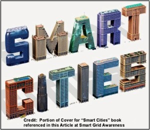 Smart Cities Book Cover