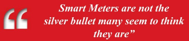 Smart Meters Are Not Silver Bullets