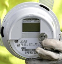 ComEd GE Smart Meter Image