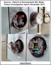 Summerland Failed Meters