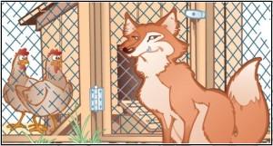 Fox Guarding Henhouse