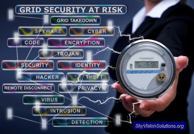 Grid Security at Risk