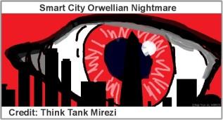 Orwellian Smart City