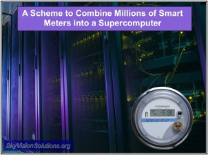 Supercomputing Smart Meters