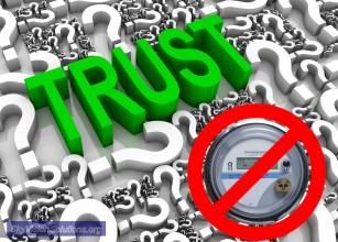 Do not trust smart meters