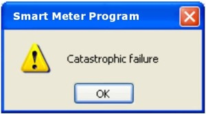 Catastrophic Meter Failure