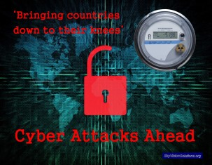 Cyber Attacks Ahead with Smart Meters