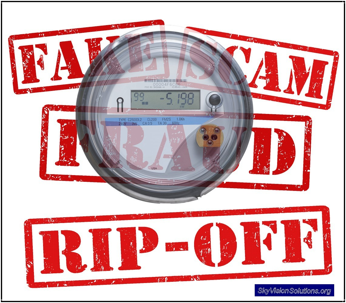 Smart' Meters are the Great Consumer 'Rip-off' of our Time