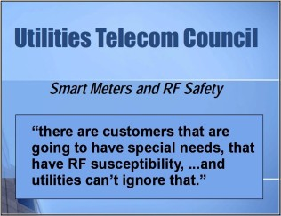 UTC RF Safety Title Slide