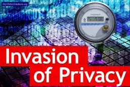 Invasion of Privacy with SM and Logo
