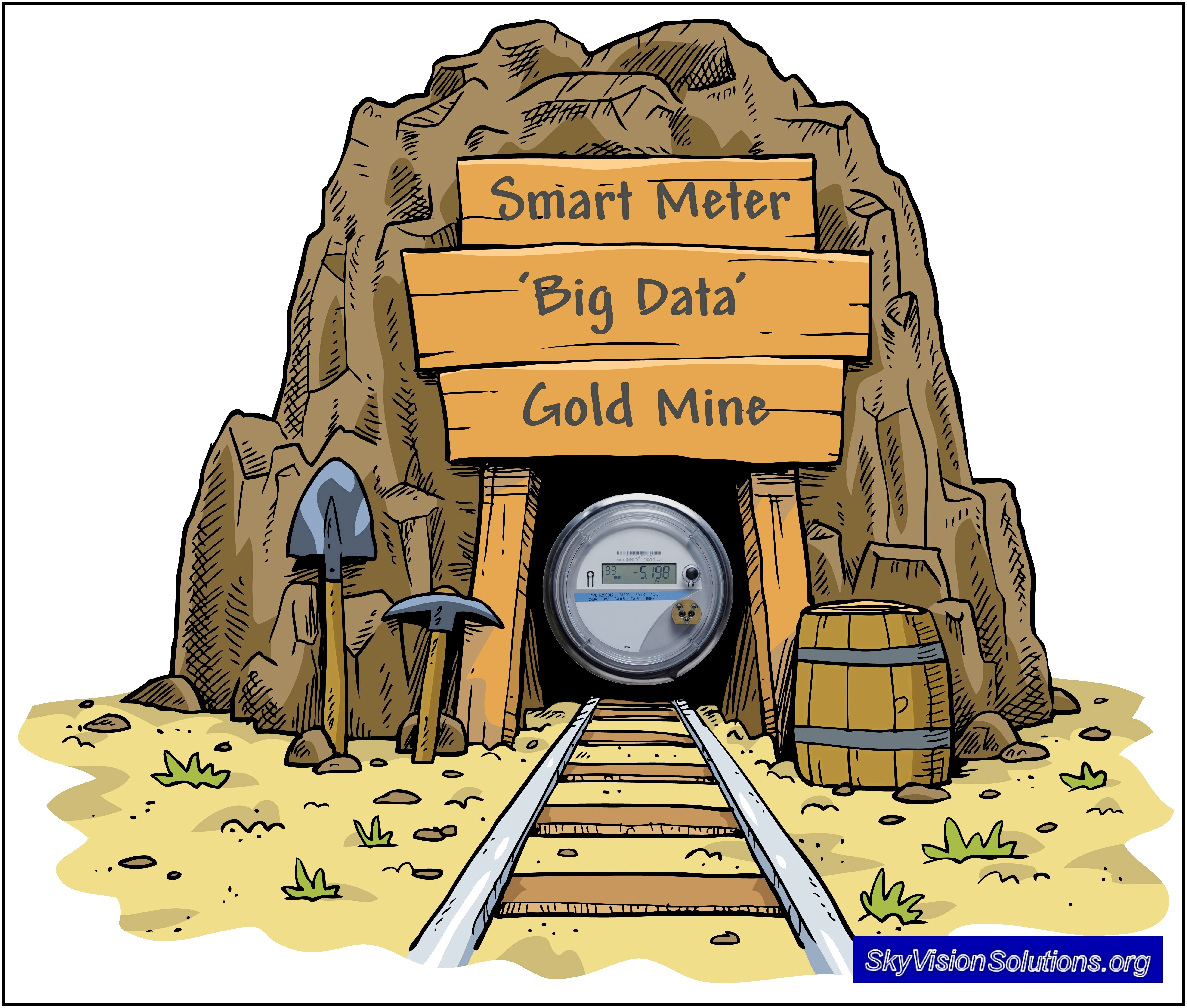 Smart' Meters Generate a 'Gold Mine of Data' for Utilities