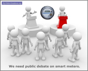 Public Debate on Smart Meters