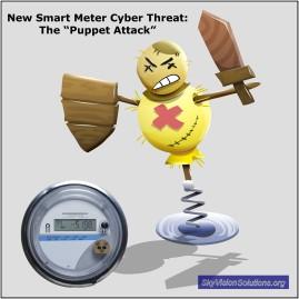 Smart Meter Puppet Attack