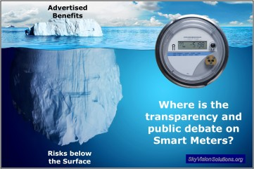 Transparency on Smart Meters