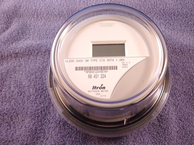 Itron Digital Meter Breadown Photos (2)