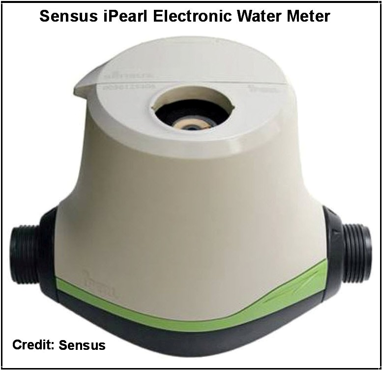 sensus ipearl electronic water meter smart' water meters not economically justified for use in Basic Electrical Wiring Diagrams at n-0.co