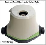 Sensus iPearl Electronic Water Meter