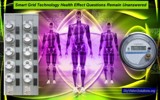 Health of the Body Image plus Smart Meters