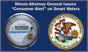 Illinois AG Smart Meter Consumer Alert