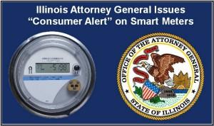 Illinois AG Smart Meter Consumer Alert