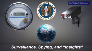 NSA Surveillance of the World with Smart Meter
