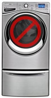 Smart Dryer Appliance Image