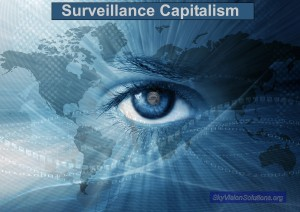 Surveillance Eye and Capitalism