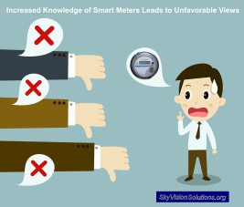 Negative Feedback on Smart Meters