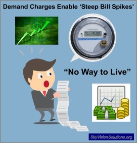 High Smart Meter Bills and Demand Charges