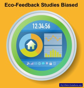 Smart Meter Enabled Eco Feedback Bias